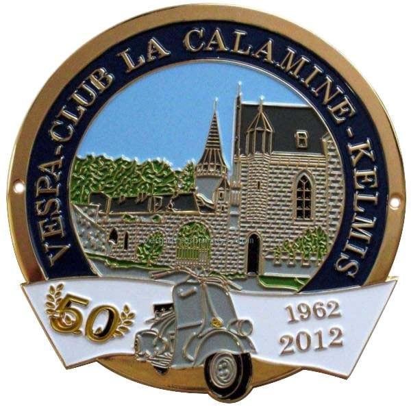 Vespa Club La Calamine
